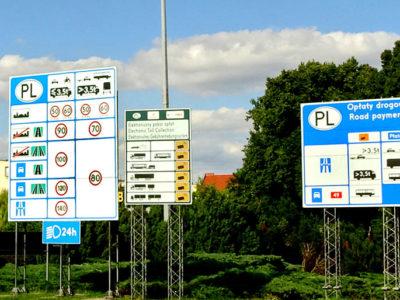 Verkehrsordnung in Polen