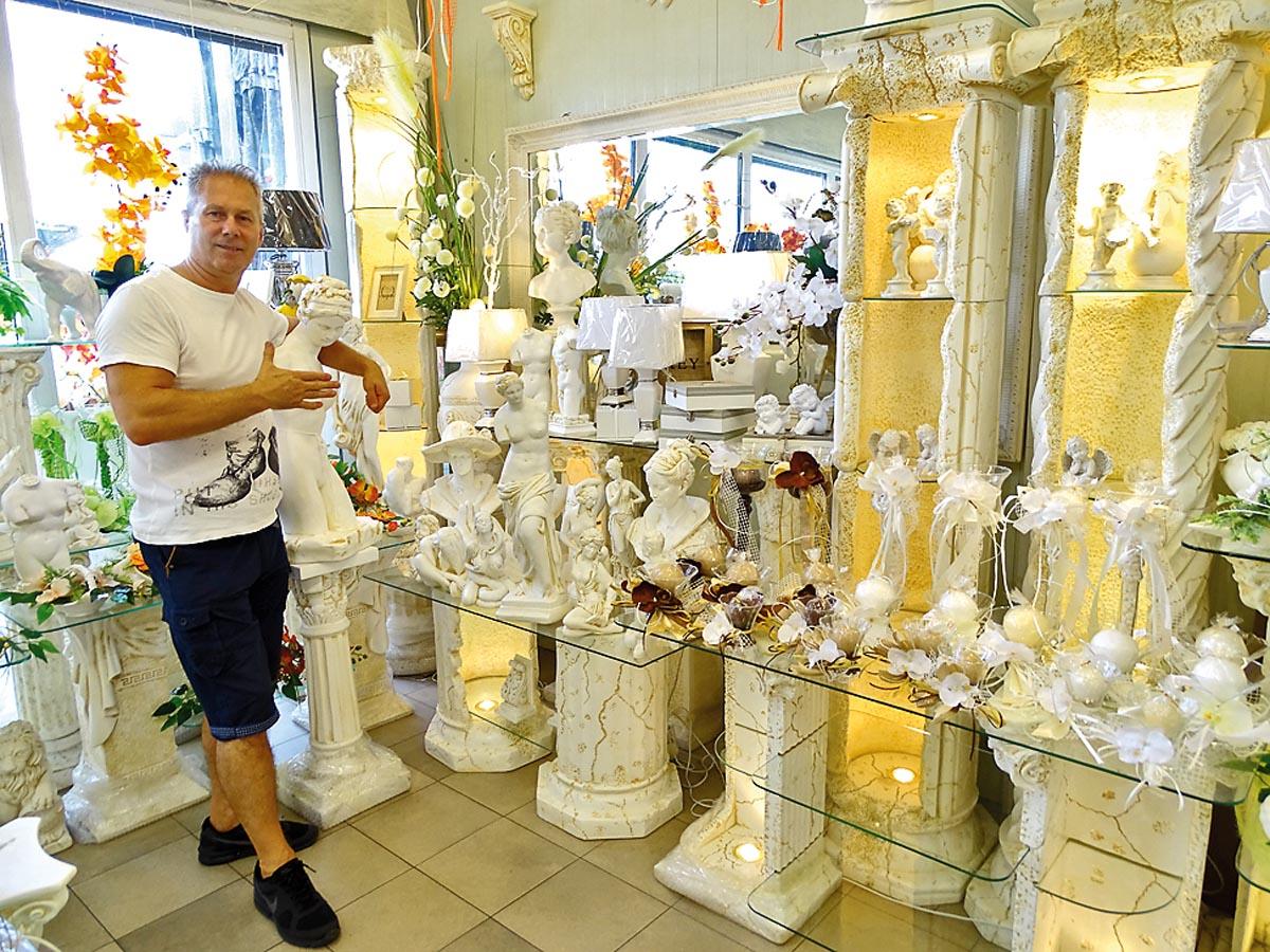 Paradise Art.Decor Design – Das besondere Geschäft auf dem Basar