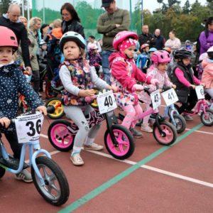 Fest der kleinen Radfahrer