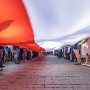 100. Jahrestag der Unabhängigkeit Polens in Slubice