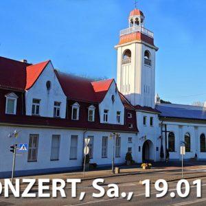 Sa., 19.01. – Gedenk-Konzert des Brandenburgischen Staatsorchesters (Neujahrskonzert abgesagt)