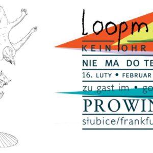 """Sa., 16.02.19 – Konzert """"Loopmilla"""""""