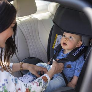 Sicherheit und Komfort für Kinder