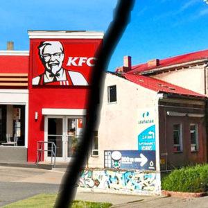 Kommt KFC nach Slubice?