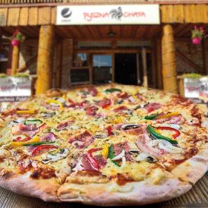 Polnische Pizza