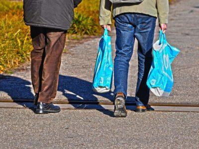 Keine gratis Plastik-Tüten mehr