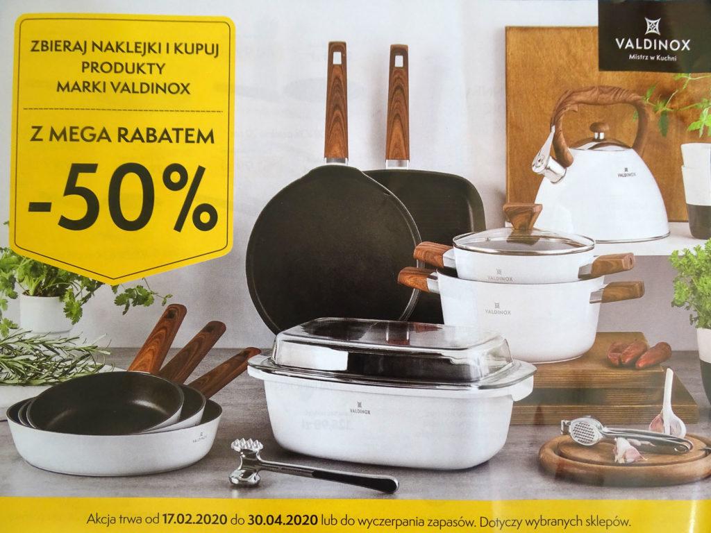 Kundenaktion: sparen Sie 50 Prozent!