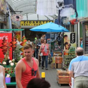 Polenmärkte bleiben geöffnet