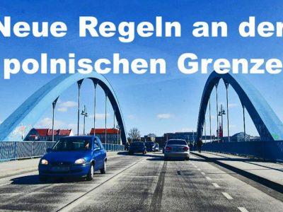 Testpflicht bei Einreise nach Deutschland – Was ändert sich an der polnischen Grenze