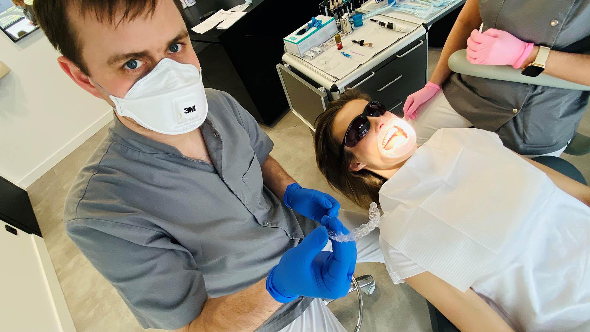 Der unkomplizierte Weg zu geraden Zähnen